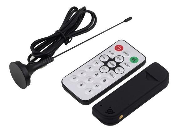 Sintonizador Receptor Digital Tv-stick Pc Notebook