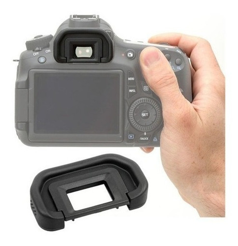Visor Ocular Canon 60d 70d 80d 6d 7d 5d T3 T5 T6 T5i T7i T6s
