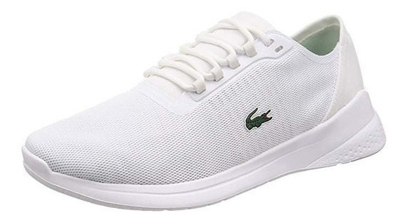 Lacoste Zapatillas Unisex Lt Fit 118 4 Spw Running Blanca