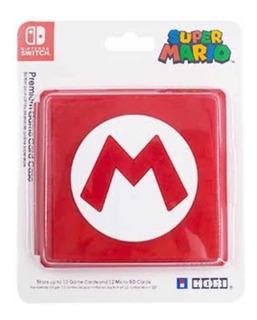 Caja Estuche Porta Juegos Nintendo Switch