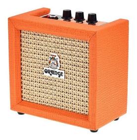 Amplificador Orange Crush Mini 3w Guitarra C/ Afinador