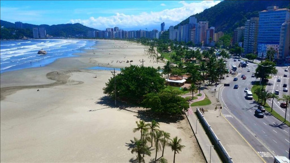 Apartamento Em José Menino, Santos/sp De 175m² 3 Quartos À Venda Por R$ 905.000,00 - Ap222410