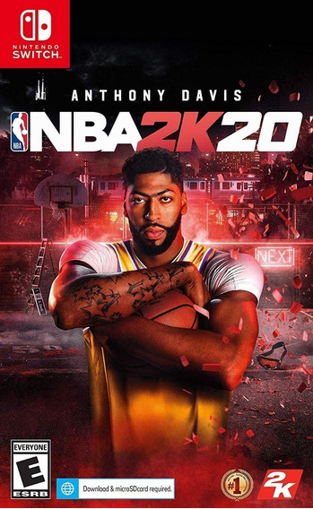 Nba 2k20 - Switch - Midia Física!