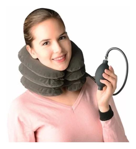 Cojin Inflable Collarin Ortopedico Cervical Postura - T1949