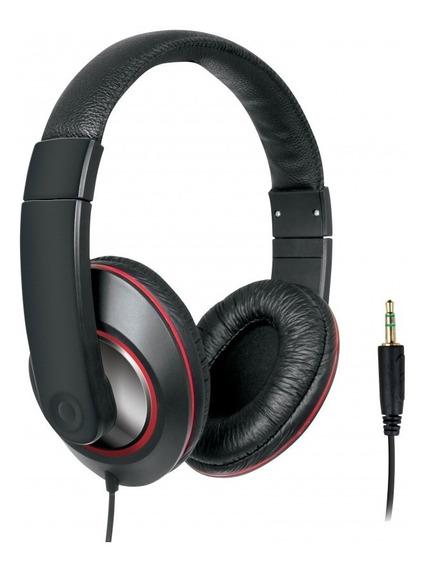 Fone De Ouvido Headphone Dj Para iPad, iPhone, iPod E Smartp