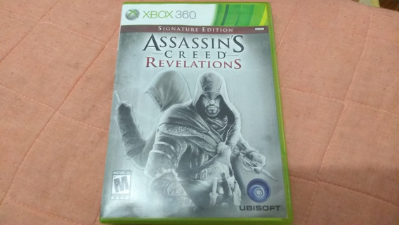 Assassins Creed Revelations - Xbox360 - Completo
