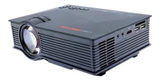 Mini Proyector Led Cm Uc46 1200 Lumnes