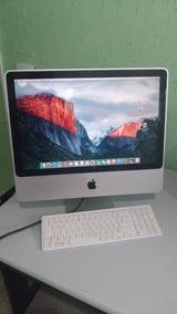 Apple iMac 20 Polegadas Core 2 Duo 2.0 4gb Hd 500gb