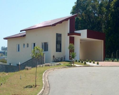 Imagem 1 de 19 de Casa Á  Venda No Portal Do Bosque Em Louveira/sp. - Ca002516 - 67743730