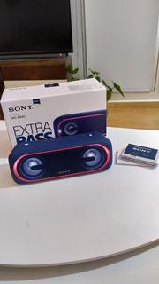 Parlante Portátil Sony Srs-xb40