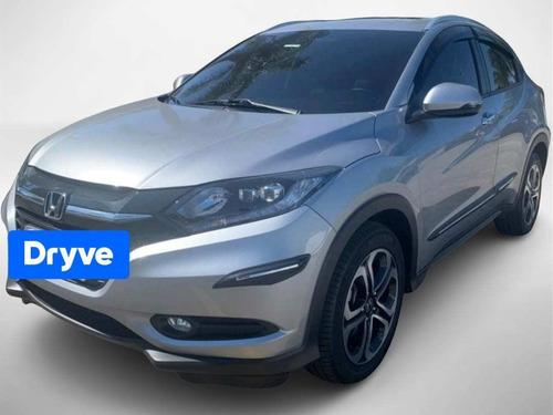 Honda Hr-v Touring 1.8 16v Cvt Flex
