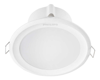 Spot Embutir Philips Latam Blanco Neutro 40k 5w 915005094601