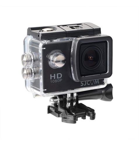 Sj4000 Original Sjcam Com Microfone Externo By Pato Motos Jr