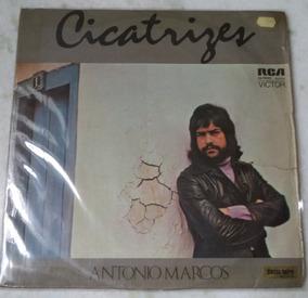 Lp Antonio Marcos - Cicatrizes