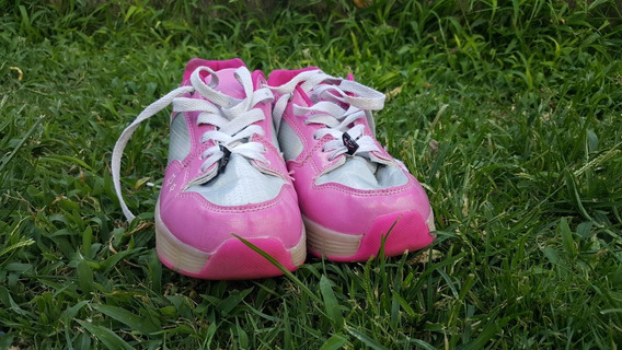 Zapatillas Footy Con Ruedas Y Led