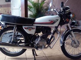 Honda Cg Bolinha 1981 Reliquia