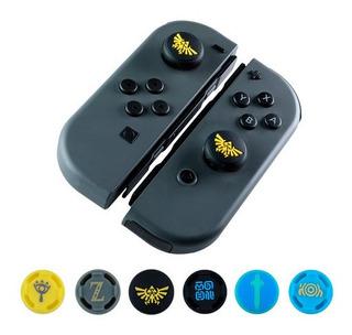 Gomas Zelda Control Joystick Nintendo Switch Protector 2 Pzs