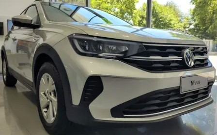 Volkswagen Nivus 1.0 Tsi Comfortline Tiptronic 2021