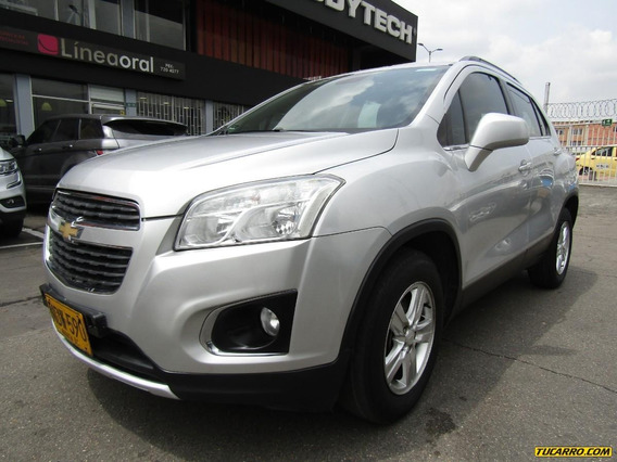 Chevrolet Tracker Ltz Full Equipo Ltz At Sun Roo