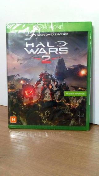 Halo Wars 2 Xbox One Novo Lacrado