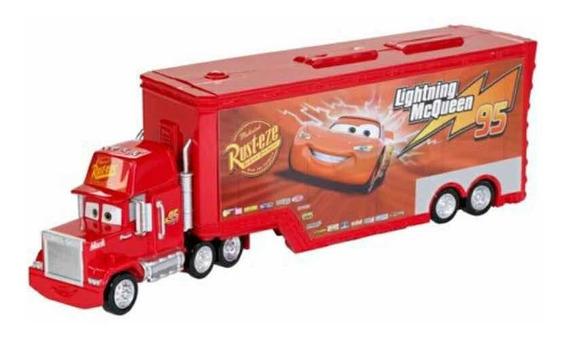 Camión Transportador Mack De Cars (disney Pixar Cars)