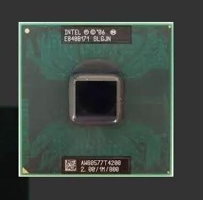 Processador Intel Dual Core 2.0ghz Slgjn T4200 Frete Barato