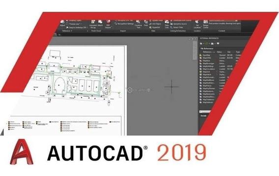 Video Guia De Como Utilizar Autocad 2019+ Programa