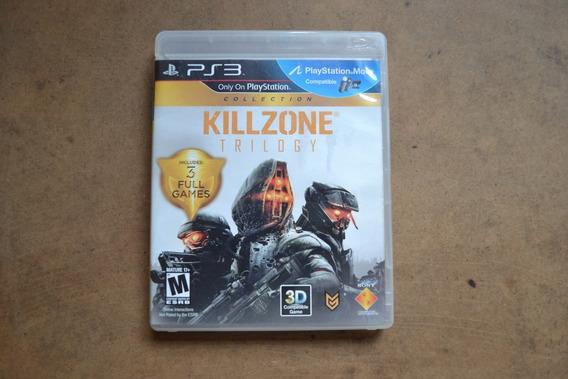 Killzone Trilogy (mídia Física)