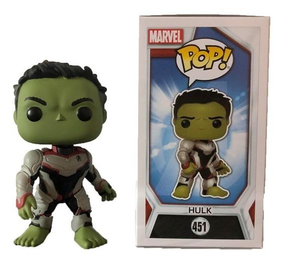 Figura Funko Avengers Endgame Marvel Juguete Hulk Vengadores