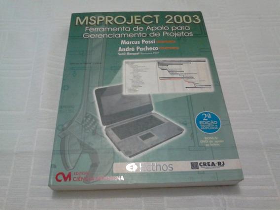 De Projetos 2003 - Apoio A Projetos