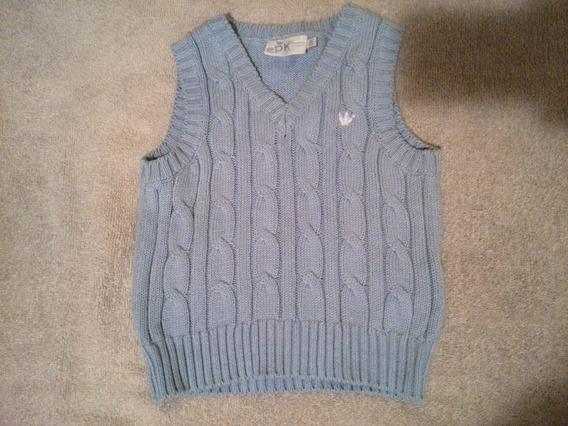 Pullower Sueter Sweater Para Niño Talla 18 Meses Marca Epk