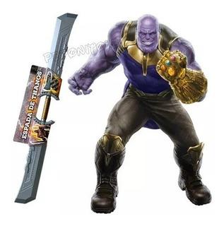 Espada Thanos Doble Filo 1mtrs Avengers End Game - Martinez