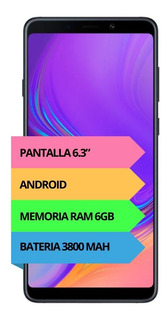 Celular Samsung Galaxy A9 128gb 6gb Ram Garantia Oficial Rt