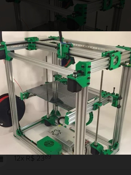 Dbot Core Xy Impressora 3d. Todas As Peças Plásticas!