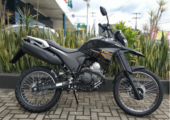 Yamaha Xtz 250 Lander 0 Km