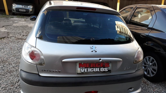 Peugeot 206 1.0 Sensation 16v Gasolina 4p Manual