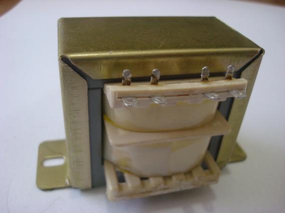 Transformador 110+110vac - 24vac - 2a - Dupla Isolação