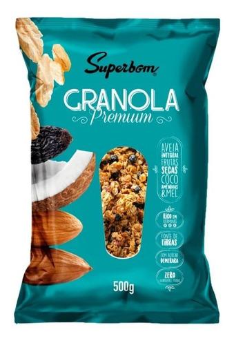 Imagem 1 de 6 de Granola Premium 500g - Superbom