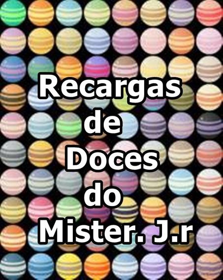 Doces - Recarga - Candys - Pokemon Go