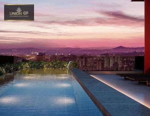Apartamento Com 2 Dormitórios À Venda, 80 M² Por R$ 661.516,00 - Perdizes - São Paulo/sp - Ap46612
