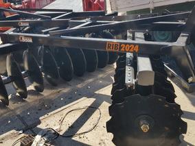 Maquinaria Agrícola Tractor Otros Rastra Bison De Levante