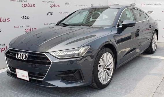 Audi A7 Sb 55tfsi Mild Hybrid Quattro Stronic 2019 Ex Demo