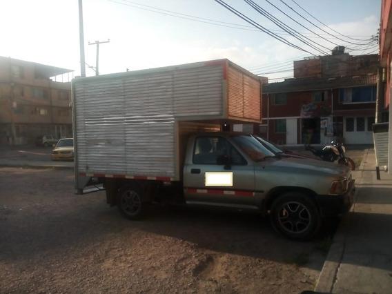 Camioneta Furgon, Toyota Para Trabajar.