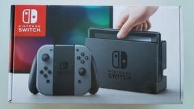 Caixa Vazia Nintendo Switch Original