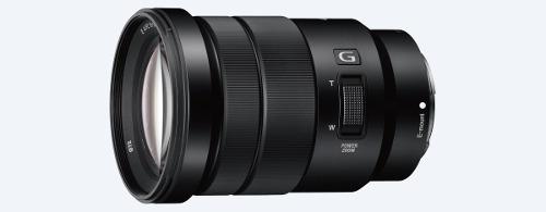 Lente Sony E Pz 18-105mm F/4 G Oss - Nf + Garantia Sony