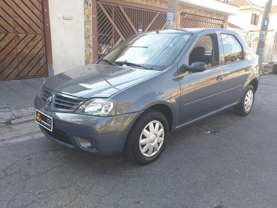 Renault Logan Financiamento Com Score Baixo