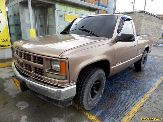 Chevrolet Cheyenne Platon
