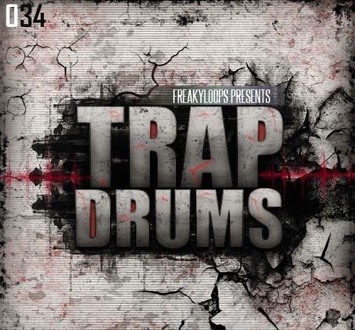 Trap Drums (wav)