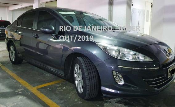 Peugeot 408 2.0 / 2014 - Único Dono