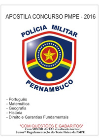 Apostila Digital Pm De Pernanbuco